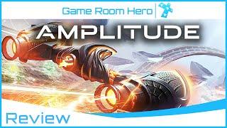 Amplitude (2016) PS4 Review - Game Room Hero