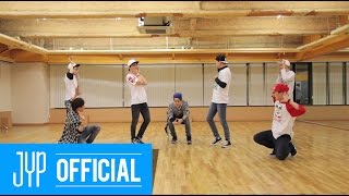 GOT7_난 니가 좋아(I Like You)_Dance Practice