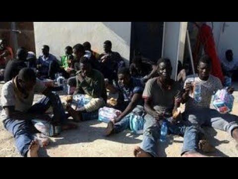 Interdit au coeur sensible: témoignage d'un exclave congolais en Libye