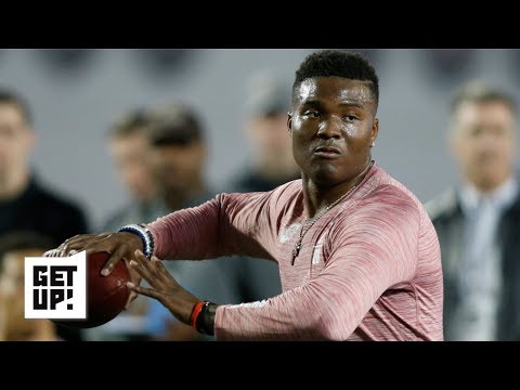 Dwayne Haskins has fallen on the Giants' NFL draft board - Todd McShay | Get Up!