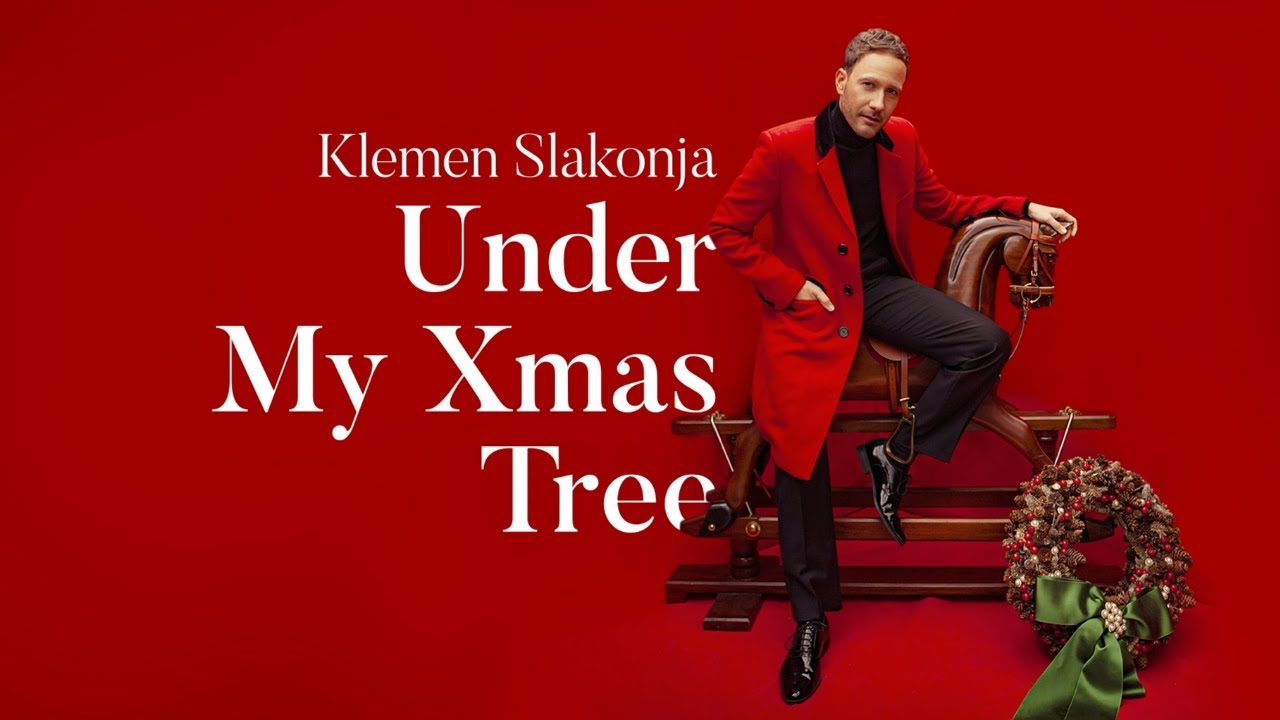 Klemen Slakonja – Under My Xmas Tree (Lyric Video)