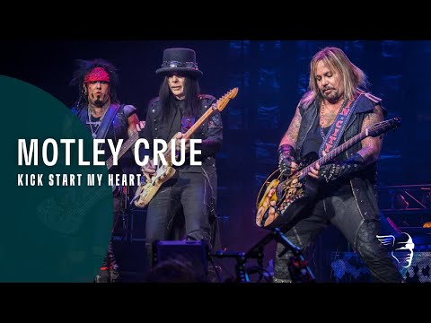 Mötley Crüe - Kick Start My Heart (The End, Live In Los Angeles)