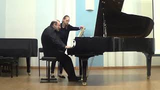 Бетховен соната 27 2 часть исполняет Игорь Слуцкер