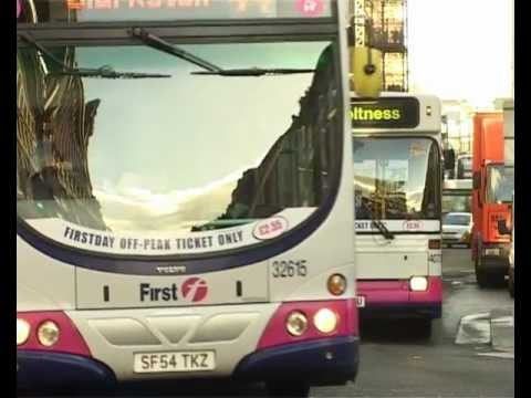Glasgow Public transport.wmv