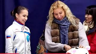 Алина Загитова была готова уйти из фигурного катания