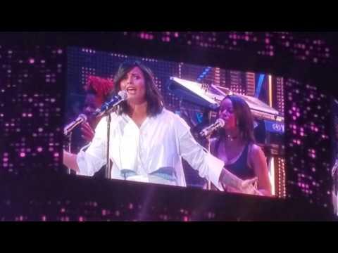 Demi Lovato - Natural Woman - Houston Rodeo