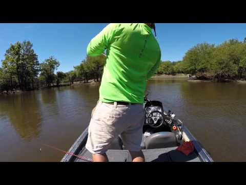 Honey Hole Shop -GoPro Bass Fishing Edit on the Ouachita River