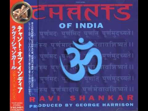 Ravi Shankar - Chants Of India - Mangalam (Tala Mantra)
