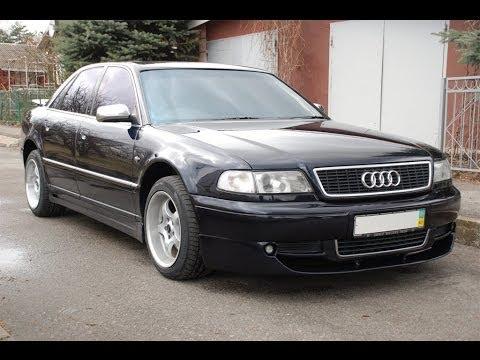 Audi A8 D2 1999 Секонд Тест