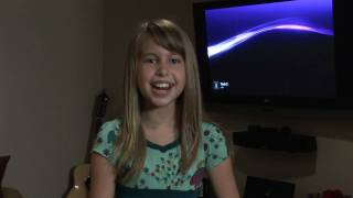 3,000,000 Total Views - Abby gets pranked when she was 10 - sings Independence Day - Martina McBride
