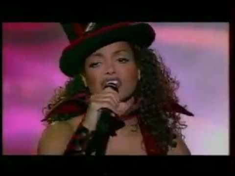 Janet Jackson - Whoops Now Le Monde Est Fou France 1994