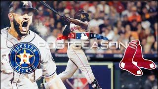Boston Redsox 2018 World Series Film Part 1