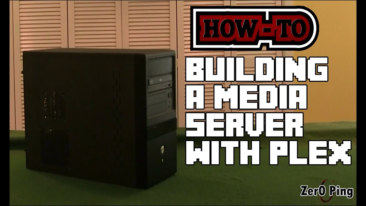 How To Build A Music Server At Home