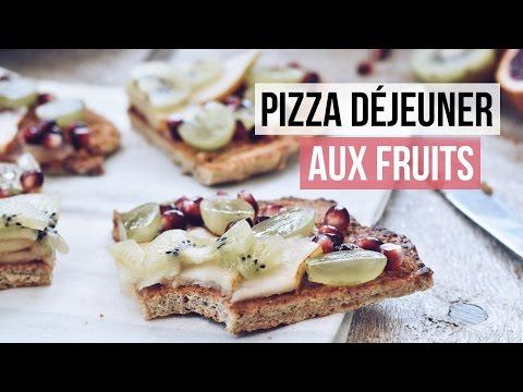 pizza-déjeuner-aux-fruits-|-recette-simple-et-santÉ