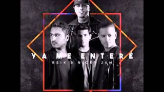 Video Reik Ft. Nicky Jam - Ya Me Enteré (Remix Oficial) download MP3, 3GP, MP4, WEBM, AVI, FLV November 2017