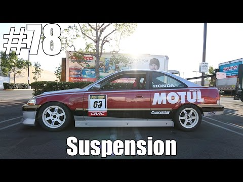 Motul EK Walkaround (Suspension)
