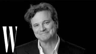Lynn Hirschberg's Screen Tests: Colin Firth