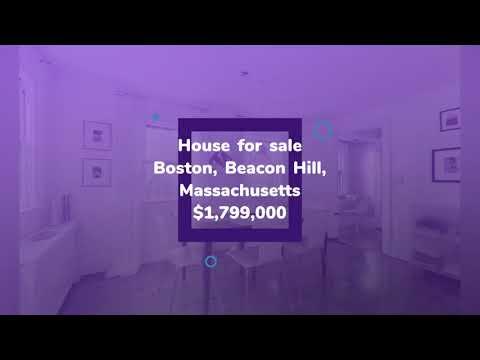 House for sale in Boston, Dorchester, $789,000