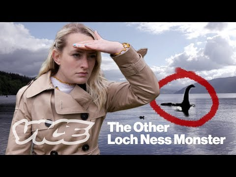 WATCH: Searching for the 'Other Loch Ness Monster'