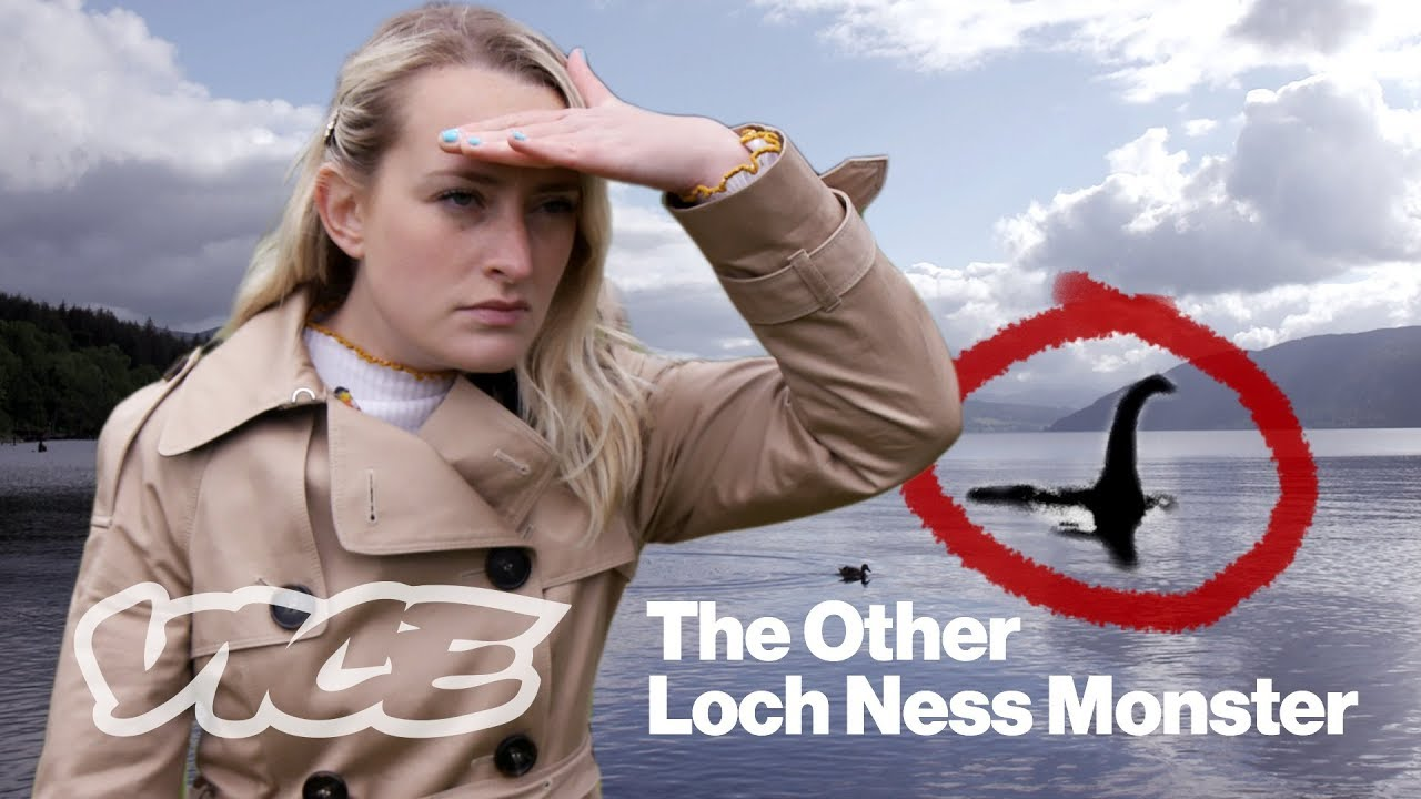 The Other Loch Ness Monster I Mystery Girl