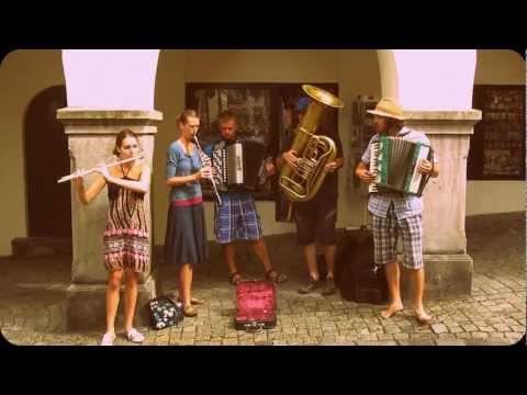 Český Krumlov - Hudba