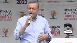 Recep Tayyip Erdogan Cok Komik Mutlaka Izle! PAYLAS!! :)