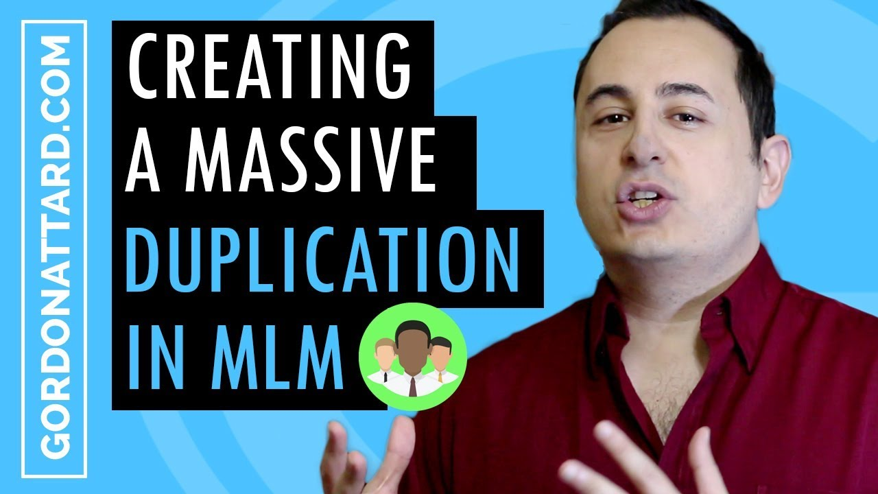 MLM Tips: How To Get Massive MLM Duplication