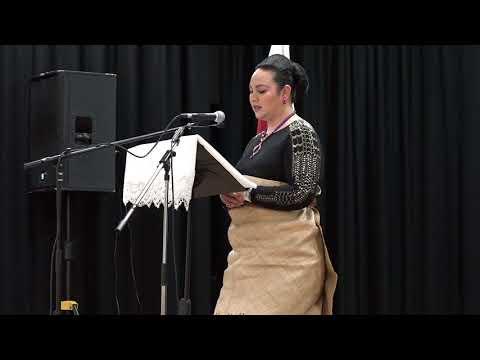 HRH Princess Angelika Lātūfuipeka - ACT Tonga Day Celebration