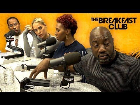 The Breakfast Club Address Trans Issues With Malik Yoba, Carmen Carrera, David Johns + Nala Simone