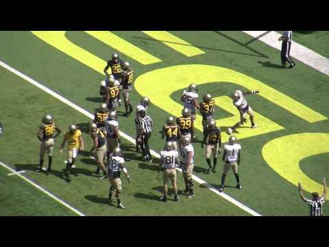 Video highlights from the 2016 Oregon Ducks spring football game