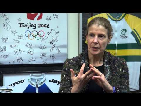 Professor Louise Burke talks about nutrition and supplements in sport
