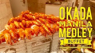 Okada Manila: Medley Buffet Walking Tour (Sunday Dinner)
