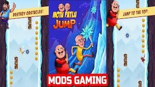 Motu Patlu Jump Gameplay   Motu Patlu Jump Highest Score Nazara Games screenshot 1