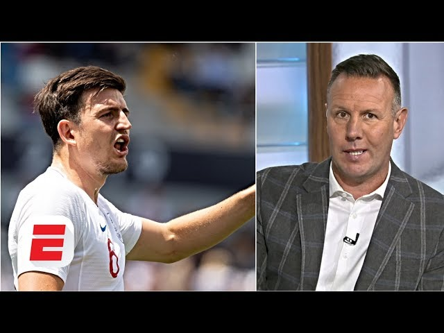 Maguire will go to Manchester City if he's got any brains – Craig Burley   ESPN FC