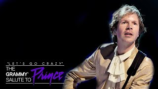 """Beck Covers Prince's """"Raspberry Beret"""" 