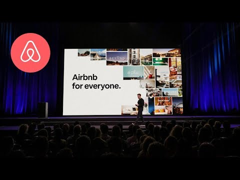 LIVE: Big News from Airbnb
