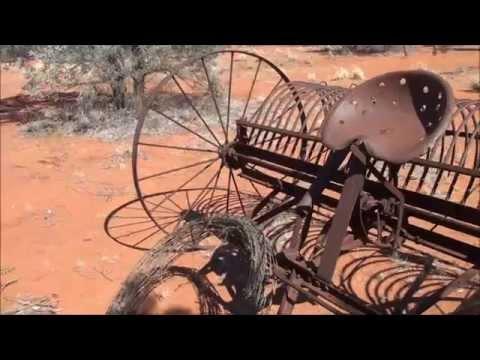 Abandoned Homestead, Australian Outback