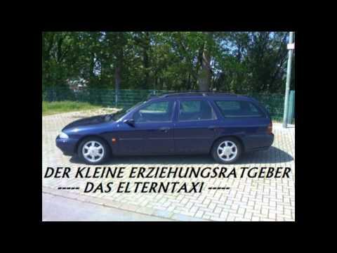 DER KLEINE ERZIEHUNGSRATGEBER ELTERNTAXI