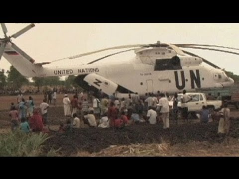 South Sudan army admits downing UN helicopter