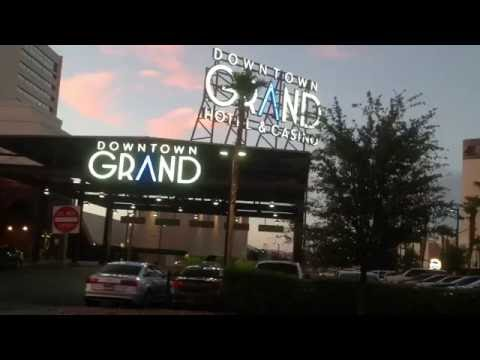 Downtown Grand Hotel & Casino, Old Lady Luck Vs Stu Ungar Match In Las Vegas