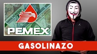 El Gasolinazo vs Anonymous - Luisito Rey ♛