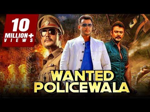 Wanted Policewala 2019 Kannada Hindi Dubbed Full Movie   Darshan, Pranitha Subhash