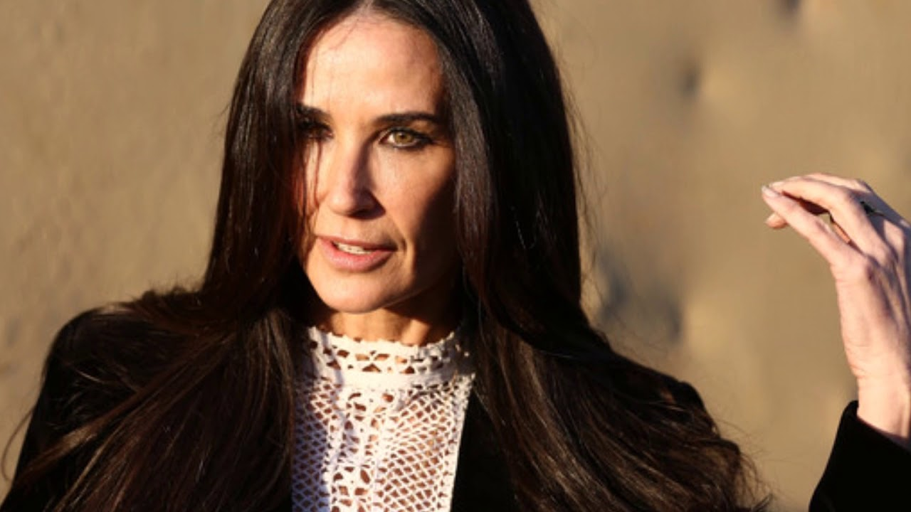 demi moore 2018 - YouT...