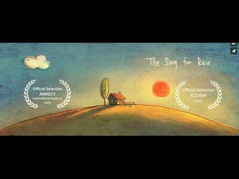 The Song For Rain | Cartoon | 2D Animated Short Film
