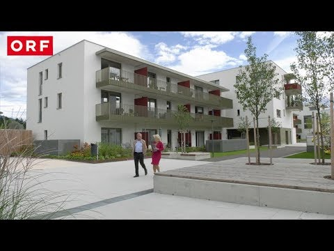 Wohnen In Salzburg IX - Wohnanforderungen Der Generation 60+