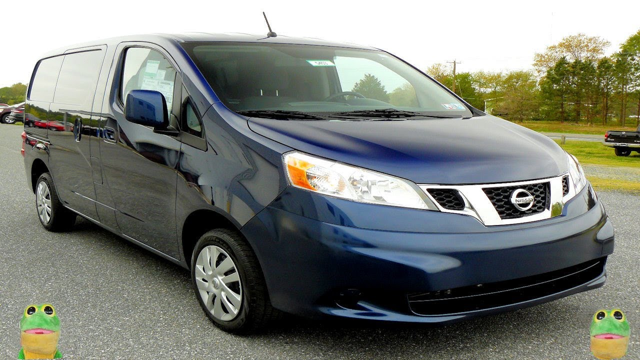 nissan nv200 review 2013 now in the usa commercial vehicle sales maryland youtube. Black Bedroom Furniture Sets. Home Design Ideas