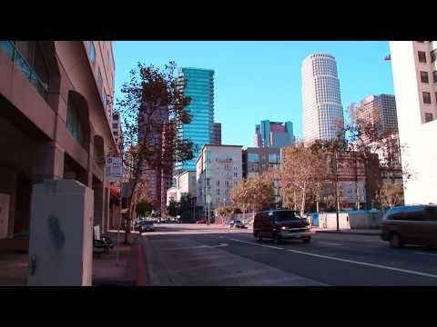A Walk Around South Park aka Entertainment District, Downtown Los Angeles