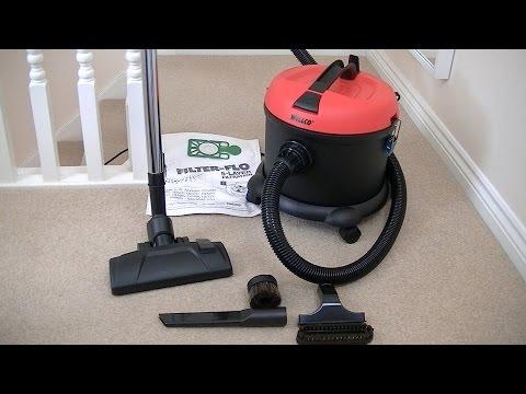 Vintage 1980 S Tomy Minimatic Toy Vacuum Cleaner