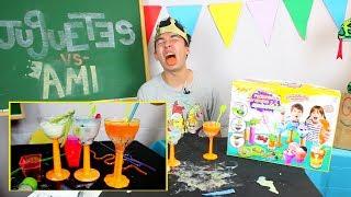 Juguetes vs Ami - Fabrica de Pociones y Brebajes Mi Alegría (Me Pinta La Lengua)
