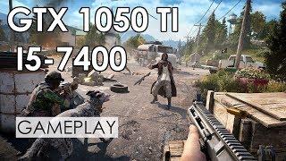 Far Cry 5 | Ultra Settings | GTX 1050 Ti + i5-7400 | 1080p